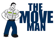 The Move Man – Voted Best Moving Company Vancouver BC Logo